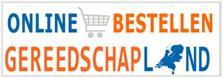 Online bestellen in Gereedschapland.nl