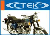Ctek voor uw klassieke motorfiets