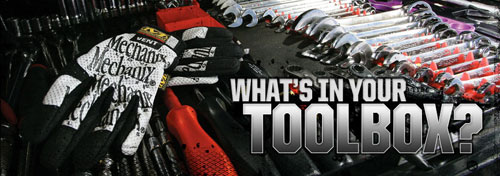 Mechanix Wear handschoenen